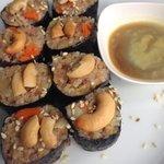 Seaweed Rolls! So delicious
