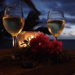 Tavolo a 10 metri dal mare