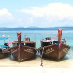 Andaman Camp and Cruise  - luxury long tails!