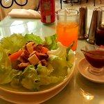 Fandango Salad with Raspberry Vinaigrette
