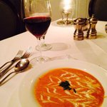 Lobster Bisque is a must!