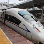 China Highlights Bullet Train