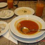 Креветочный суп