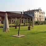 Photo de Agriturismo Dimora Storica Villa Ghislanzoni