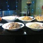 Group Buffet Dinner