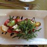Eight Degrres South Restaurant in Conrad Resort