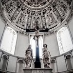 St Peter's Trier choir