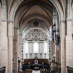 St Peter's Trier interior