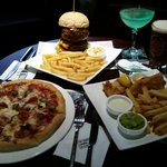The best pizzas, burgers and fish & chips in Zhuhai.