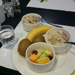 Healthy superfood breakfast!