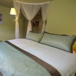 Deluxe Double room with round bed