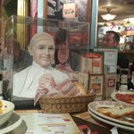 The Pope table