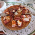 octopus galician style