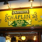 chaplin's irish bar