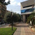 Acropolis kongress Nice.Nära Adagio Access