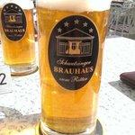 Leckeres Ritter-Bier