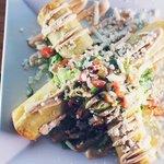 Delicious dishes at No Way Jose