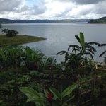 Amazing lake views