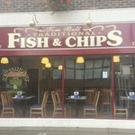 Tom Bell Traditional Fish And Chips Foto