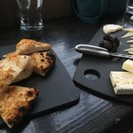 Formaggi with Focaccia (3 cheese most often Italian)