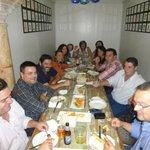 Celebrando Cumpleaños de Charo en el Alamacen