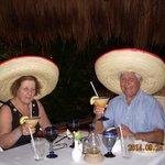 Diner at Tequila Rest.