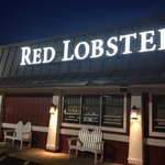 Red Lobster - outside