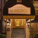 Petite Auberge Entrance