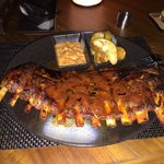 Barbecue Ribs - Sauce is too Asian, should be more American.