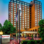 Marriott Winston-Salem Exterior