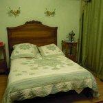 un très bon lit et aucun bruit