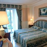 Palatial bedroom