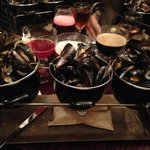 The mussel selection
