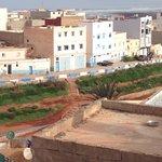 Sidi Ifni, view from Xanadu terrace