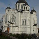 Церковь в Свято-Ефросиньевском монастыре