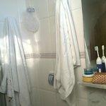 Parte do banheiro