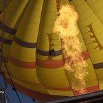 our beautiul balloon