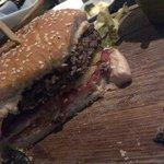 burger trop cuit