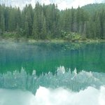 joli lac le Carersee