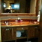 Homestead Bath room/Sink area