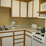 Full Kitchens in Every Suite