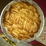 Fresh Apple Cake by Chef Anna.