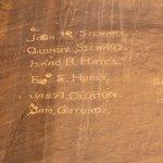 Pioneer signatures