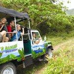 Greg Safaris Tour Land Rover