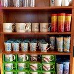 The Hawaiian coffee cup collection