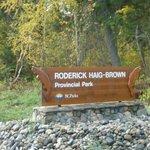 Roderick Haig-Brown Provincial Park
