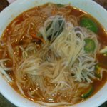 Beef and pork pho
