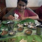 the unbeatable thaali