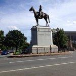 """Thomas """"Stonewall"""" Jackson monument"""