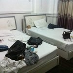 ห้องนอน พื้นไม้